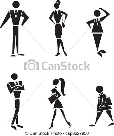 Office clipart office personnel  Clipart symbolic The Office