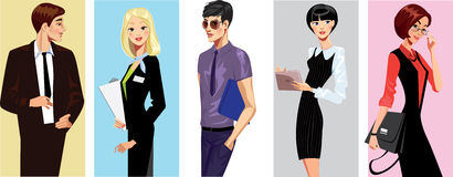 Staff clipart office staff Art clipart – Personnel collection