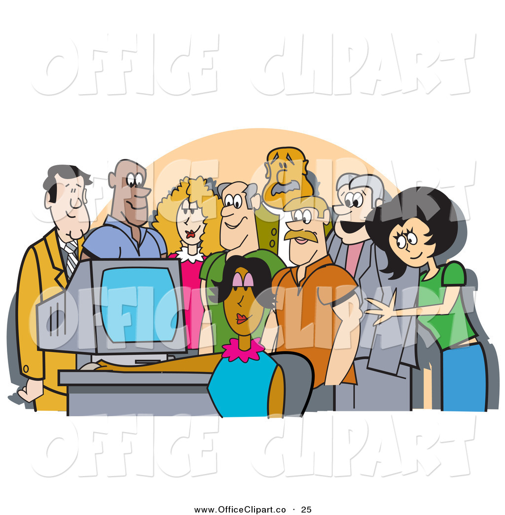 Office clipart office personnel Funny Clip 101 Clipart 17