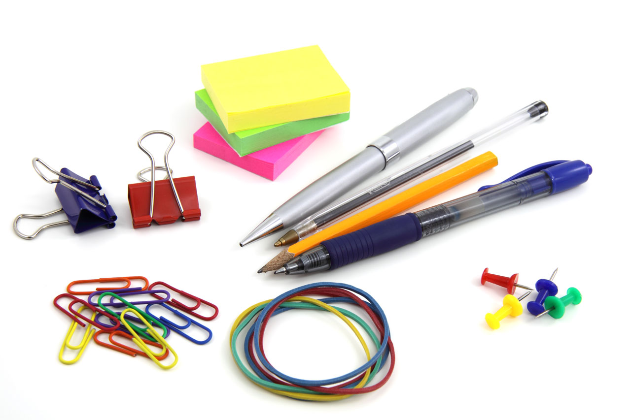 Pen clipart office supply Supplies Clipart Clipart Download Office