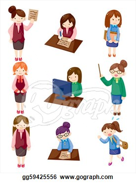 Office clipart office woman Animated Animated Office Women Office