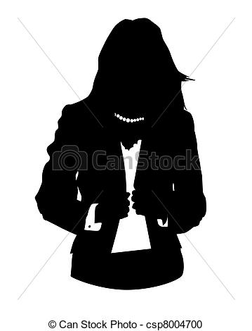 Office clipart office woman Avatar of Stock Illustration woman