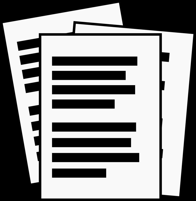 Office clipart paper Clipart Paper Panda Free Clip