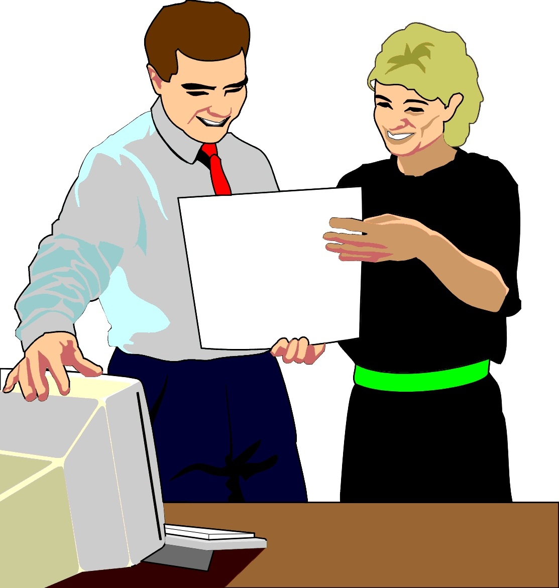 Staff clipart support Clipart Download  Office Clip