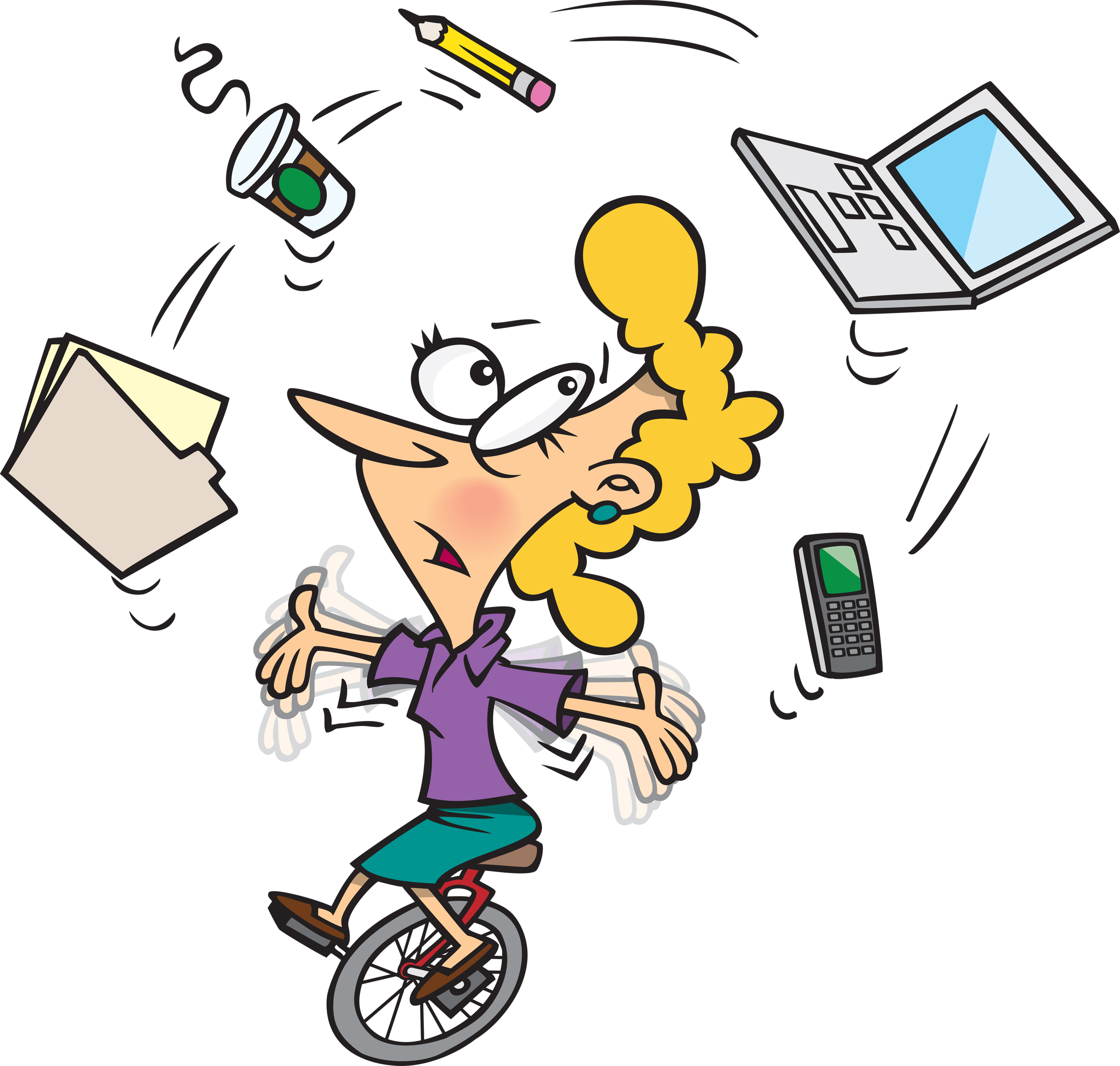 Office clipart female office worker Assistant  Personal Free Archives