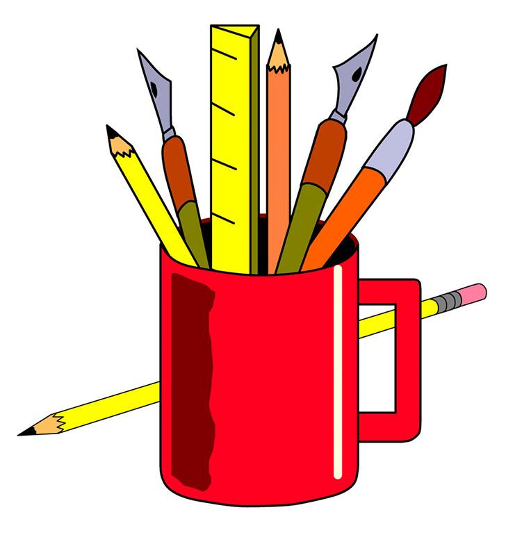 Office clipart portfolio – Art Portfolio Clip Art