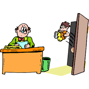 Door clipart principal's office Collection Office The School clipart