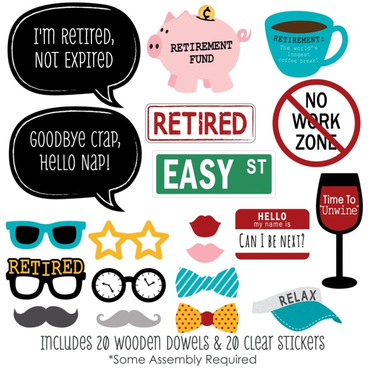 Office clipart retirement party Ideas Party 123 this Ideas
