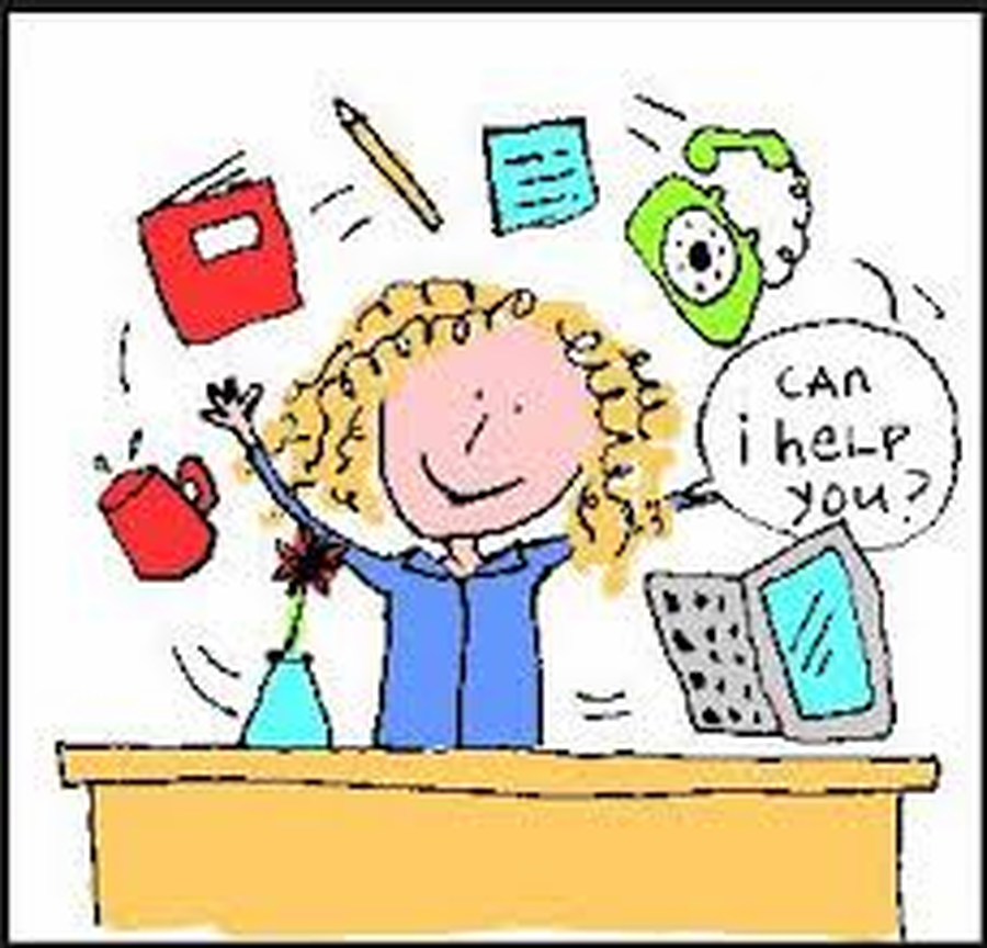 Office clipart school director Business or Administrator Us the