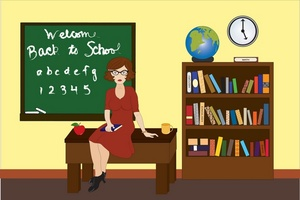 Room clipart school faculty #5