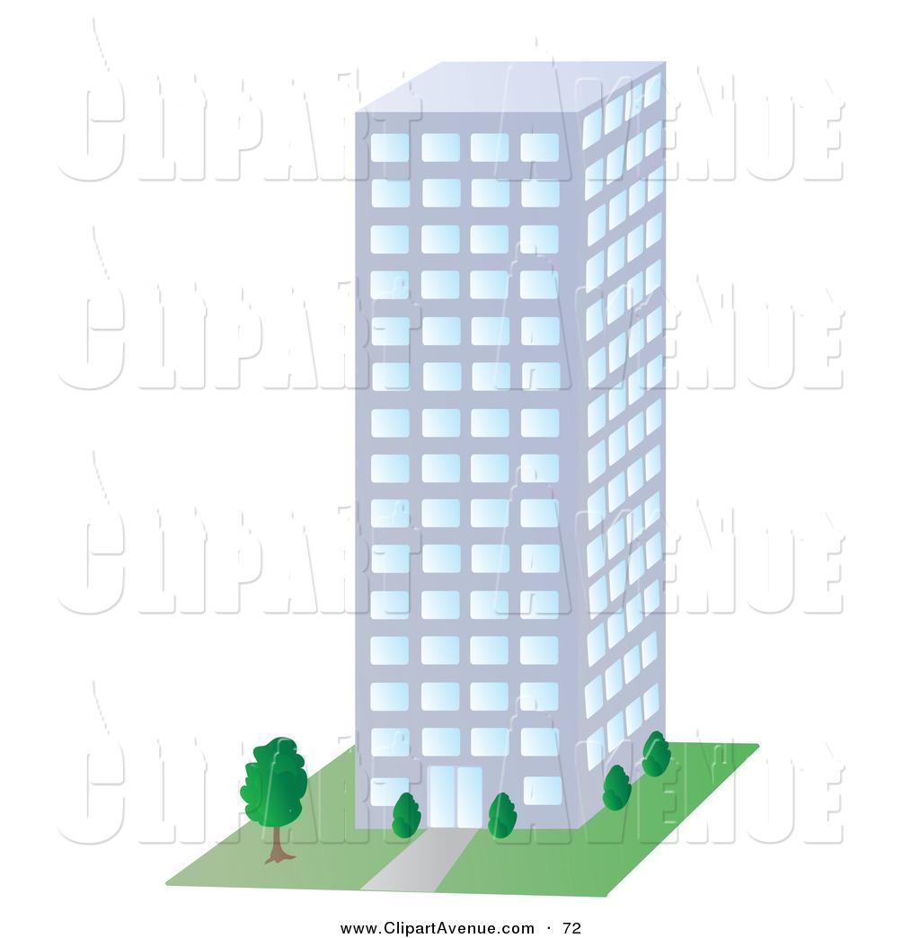 Single clipart skyscraper Skyscraper City Royalty Free Designs