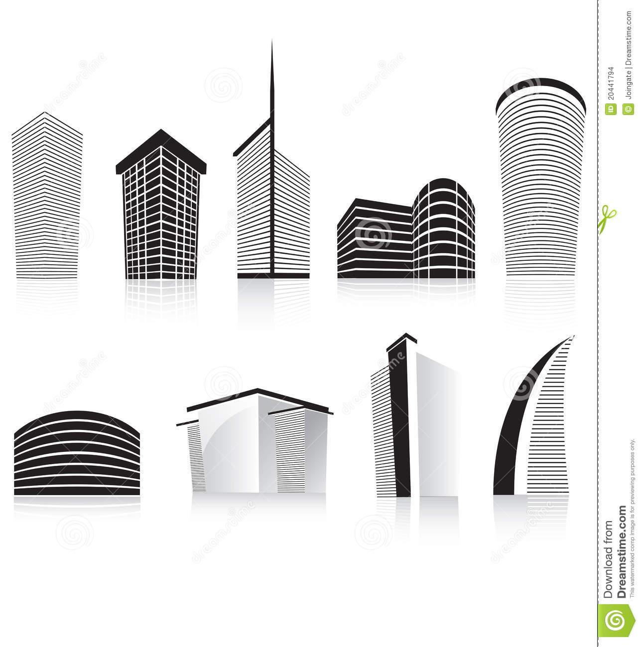Architecture clipart skyscraper And Clipart Free Skyscraper Panda