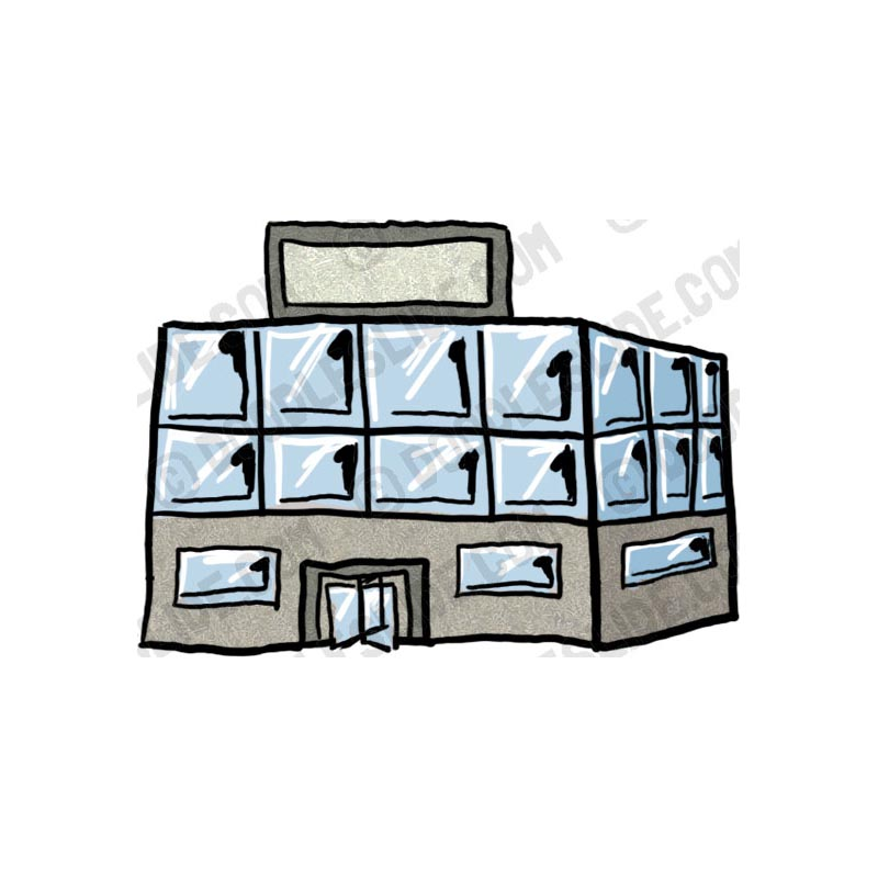 Office clipart small building Building China Warehouse Tj1pwd Small