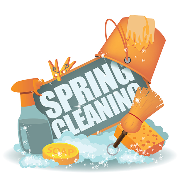 Office clipart spring cleaning 6 Commercial Tips Spring Cleaning