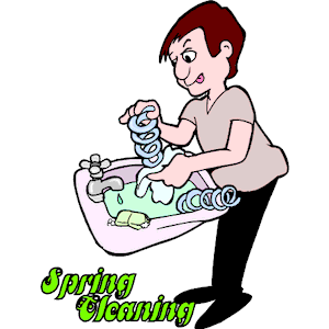 Office clipart spring cleaning Gif) Cleaning Spring of clipart