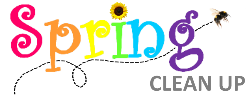 Office clipart spring cleaning DAYS! Roberts Village Wisconsin Official