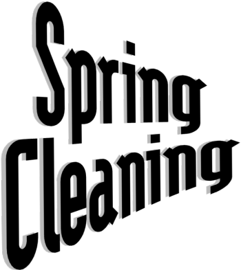 Office clipart spring cleaning Cleaning art safety Office Spring