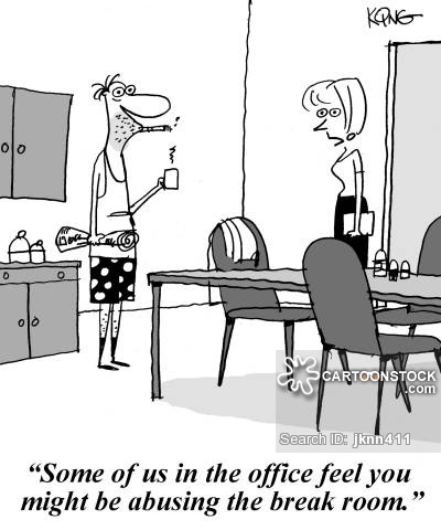 Office clipart staff room In Comics might pictures the