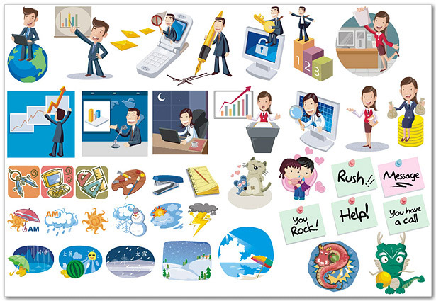 Gallery clipart microsoft office Thinking office Ms Ms Clipart