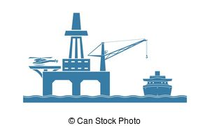 Oil clipart animated Of Offshore Art collection Vector