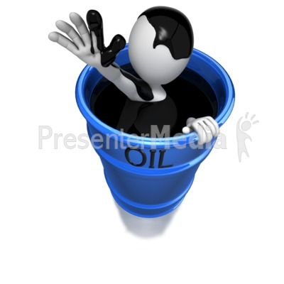 Oil clipart animated Can Figure Oil Stick Oil