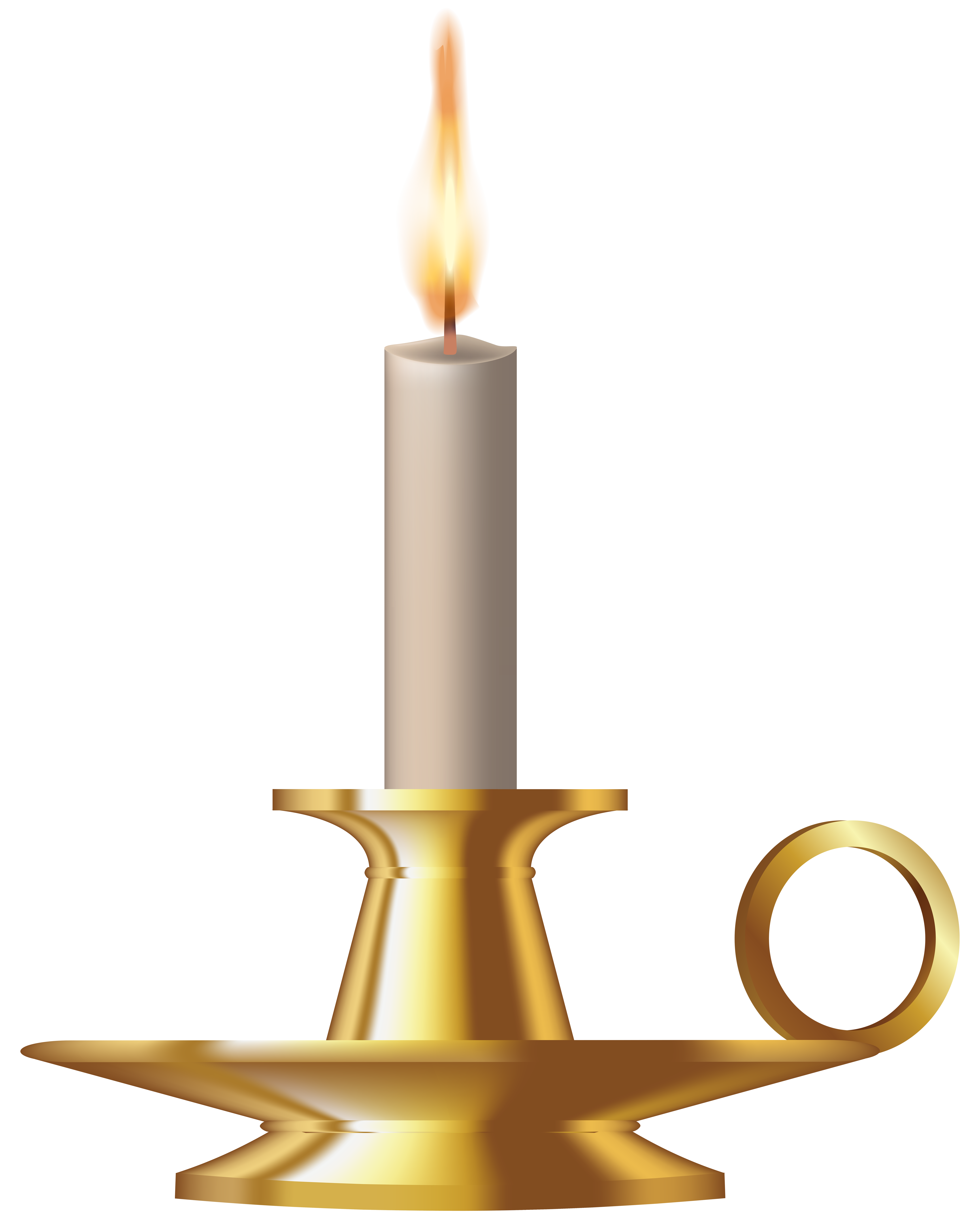 Candle clipart candlestick Best Clip Clip Candlestick PNG