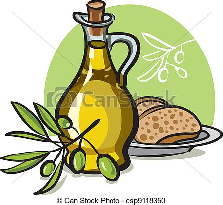 Olive Oil clipart vector Fresh Collection Jom curling Clipart