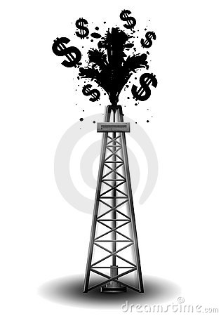 Oil Rig clipart oil well #2
