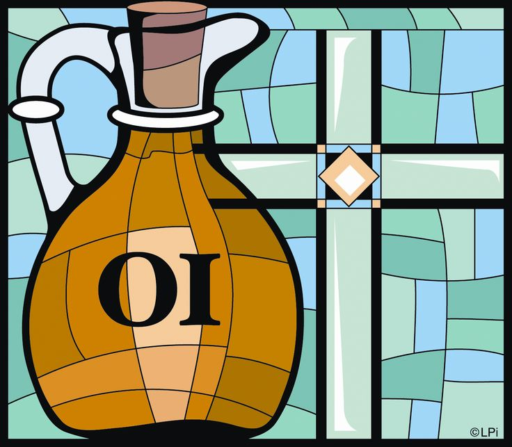 Oil clipart holy On Hands 15 includes of