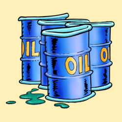 """Oil clipart natural resource Poverty to """"The resources »"""