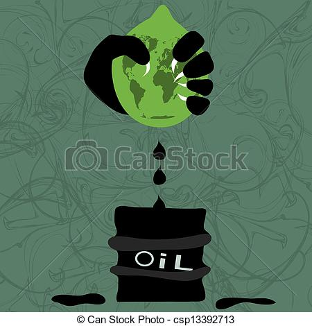 Oil clipart natural resource Planet of oil the oil