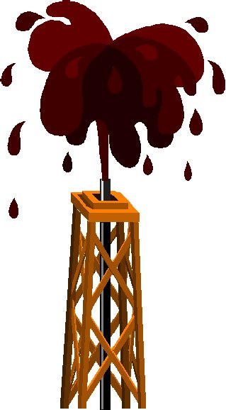 Oil clipart natural resource Oil Coming captured a from