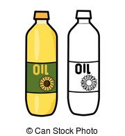 Oil clipart oil bottle On 7 : illustration bottle