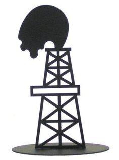 Oil clipart oil derrick Oilfield and Pinterest Kid 11