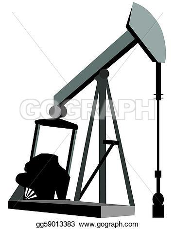 Oil clipart oil derrick Or Art Oil clip Clip