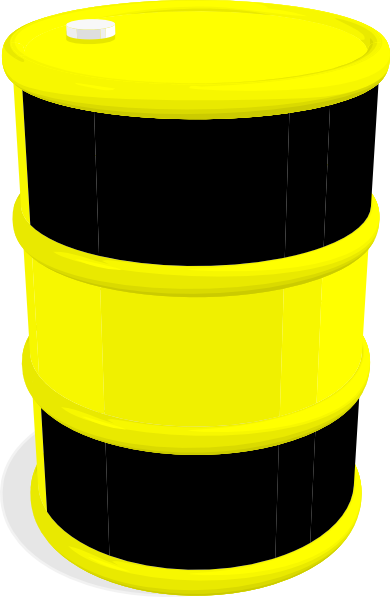 Oil clipart oil drum Black vector Oil And image