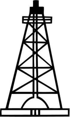 Oil Rig clipart old Rig An 25 ClipArt rig