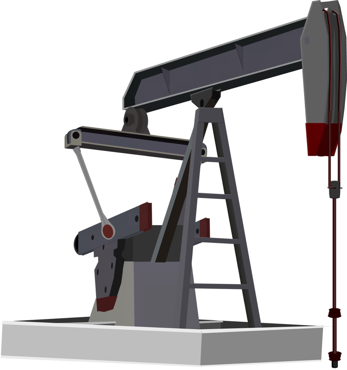Oil clipart pumper Oil Gas And oilwell Drawings