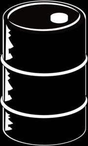 Oil clipart transparent Vector Black  art Clip