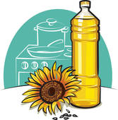 Oil clipart vegetable oil Sunflower Oil · Royalty Art