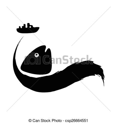 Oil clipart water pollution Fish pollution water in pollution