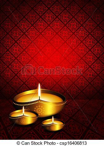 Oil Lamp clipart lighting Over dark Illustration Clipart oil
