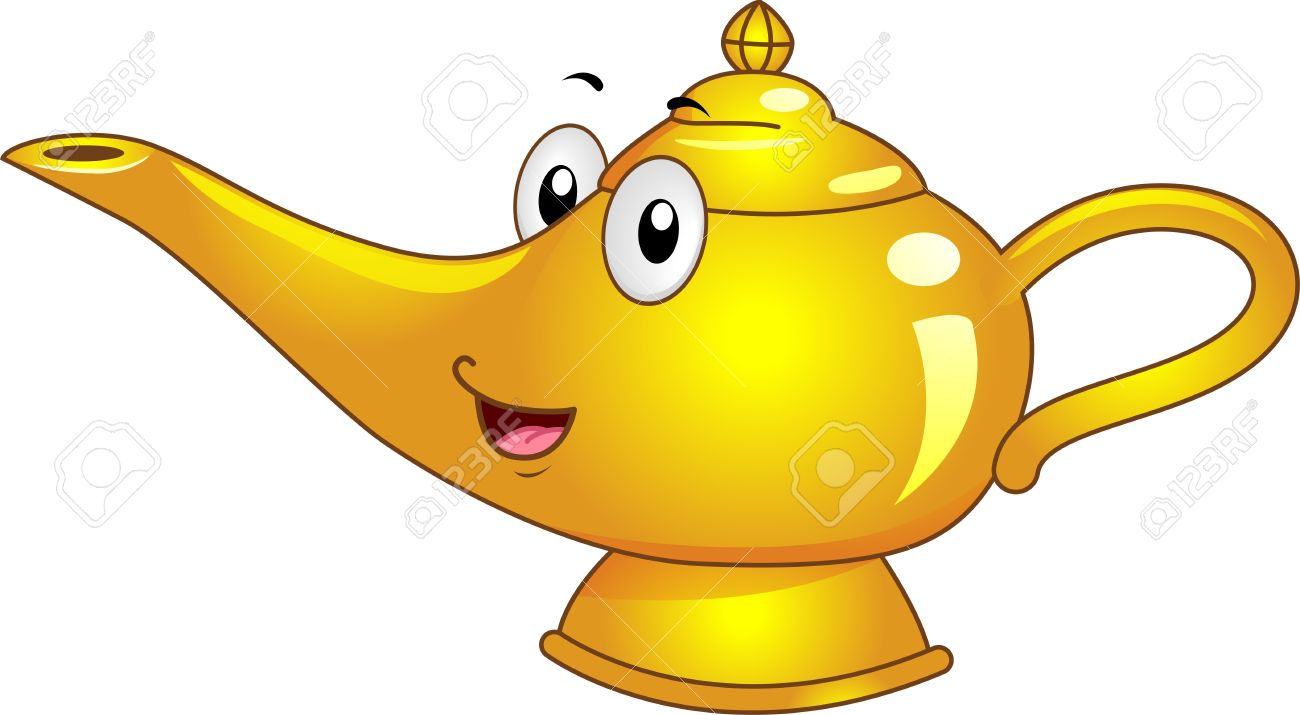 Oil Lamp clipart magic lamp Clipart magical public Aladdins Collection