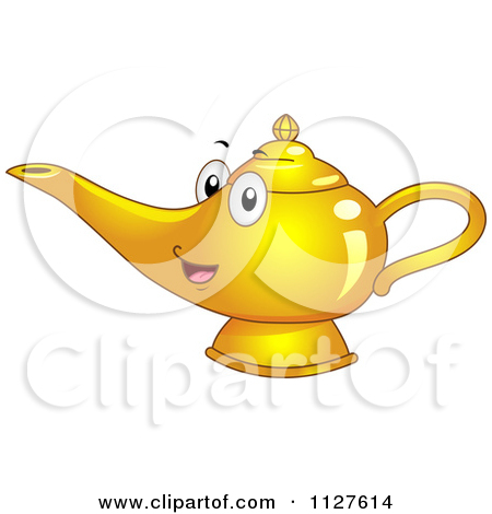 Oil Lamp clipart magic lamp Clipart  this use Download