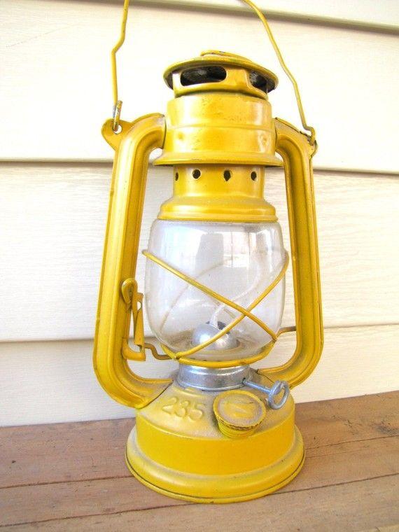 Oil Lamp clipart vintage lantern LampKerosene 25+ YellowOil lanterns Yellow