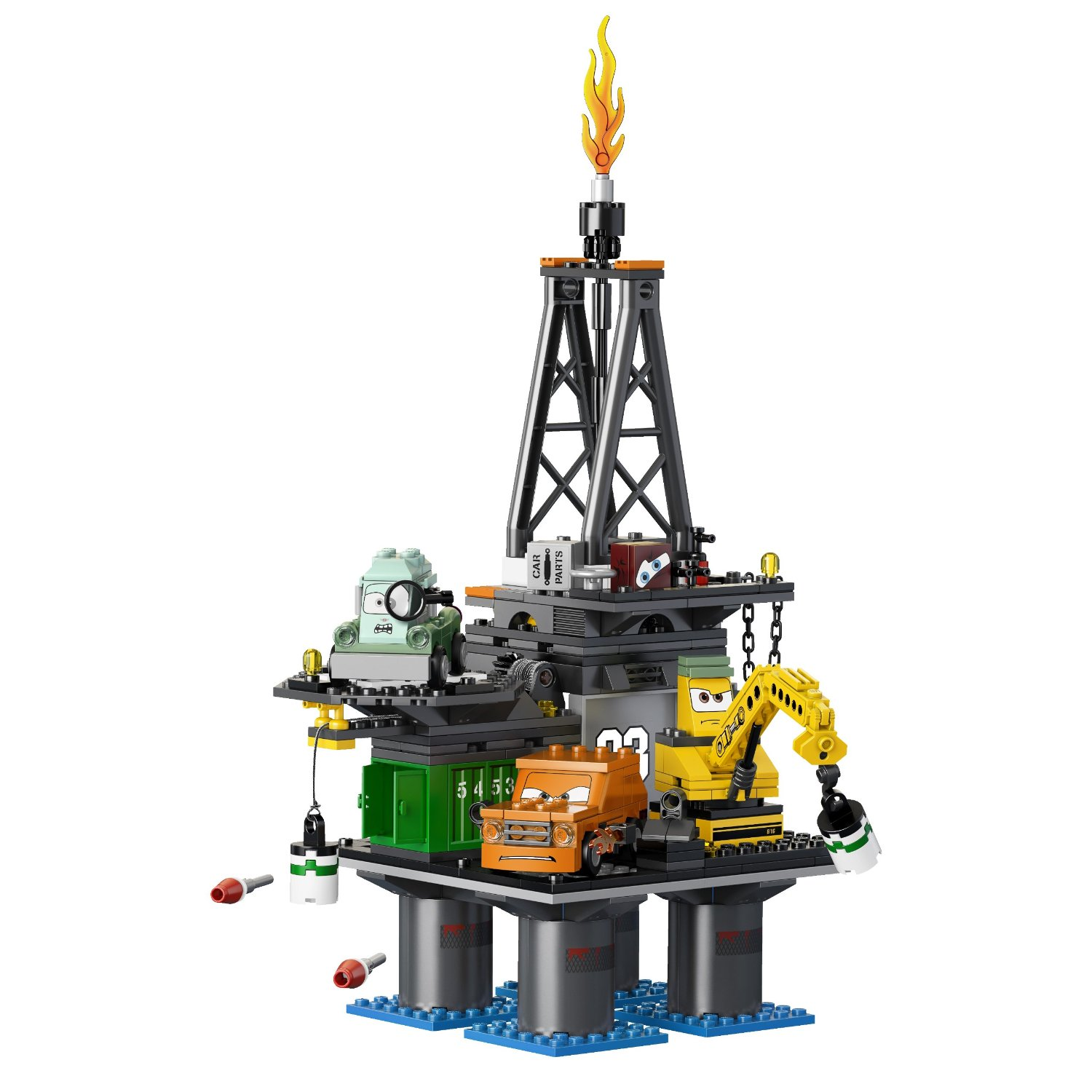 Oil Rig clipart #15