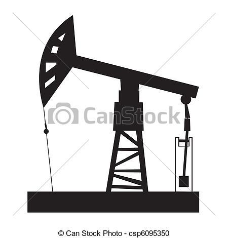 Oil Rig clipart Illustrations rig Derrick Oil Oil