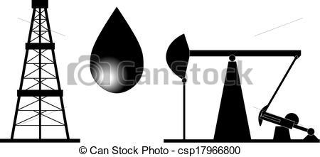 Oil Rig clipart Oil Rig Savoronmorehead Savoronmorehead Art