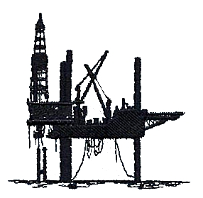 Oil Rig clipart cartoon Clip Oil Free Cartoon Rig