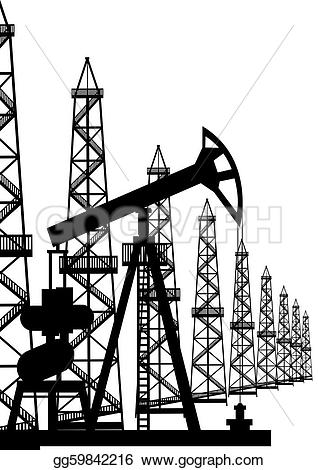 Oil Rig clipart electric tower #2